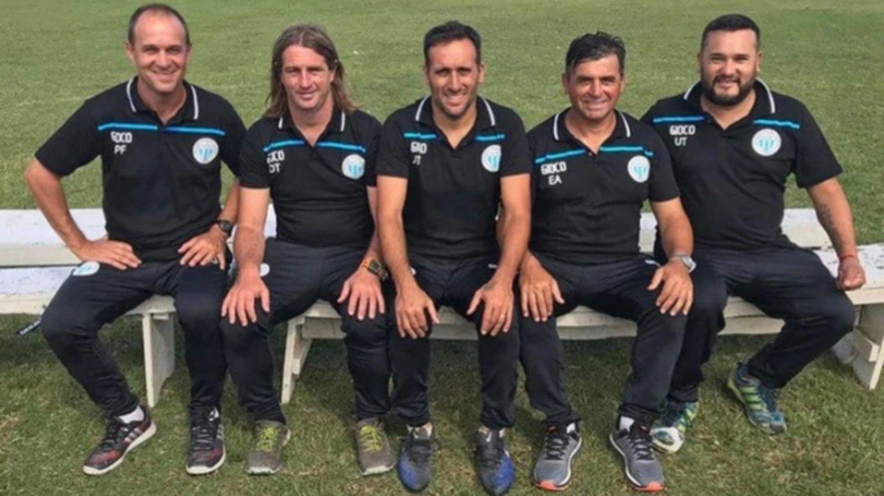 Superclásico en la dupla técnica de Argentino de Merlo