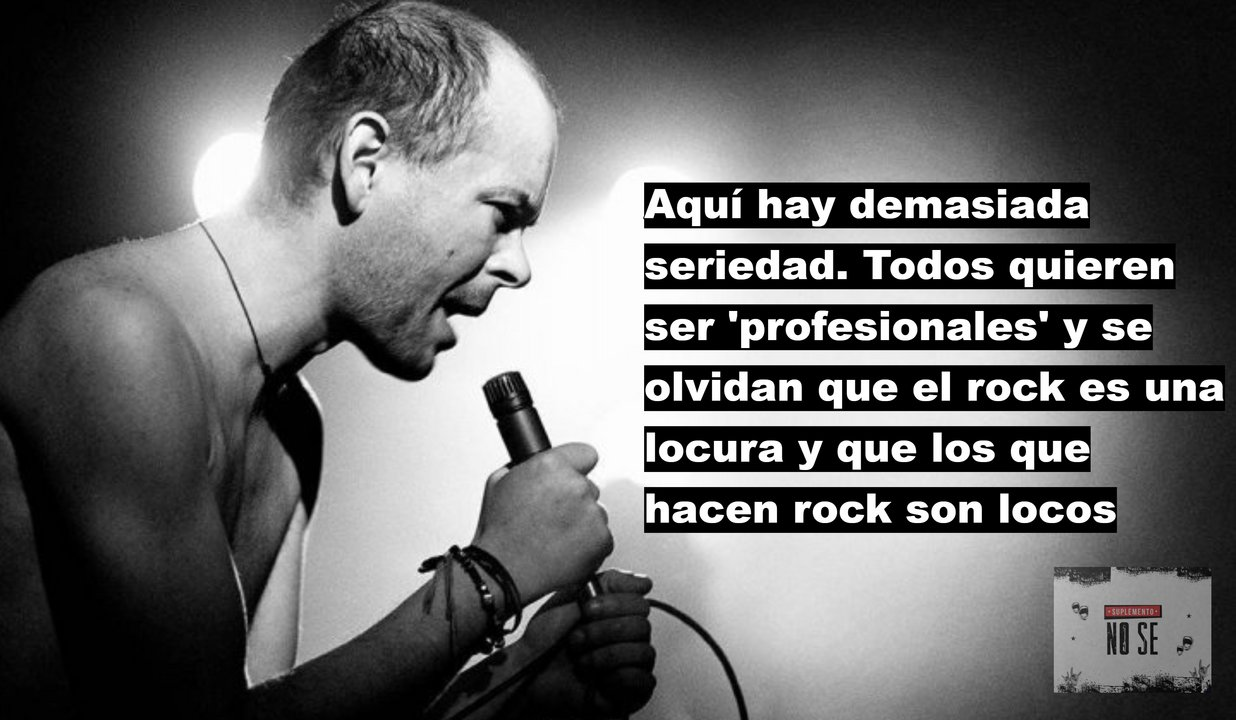 LUCA Y EL ROCK