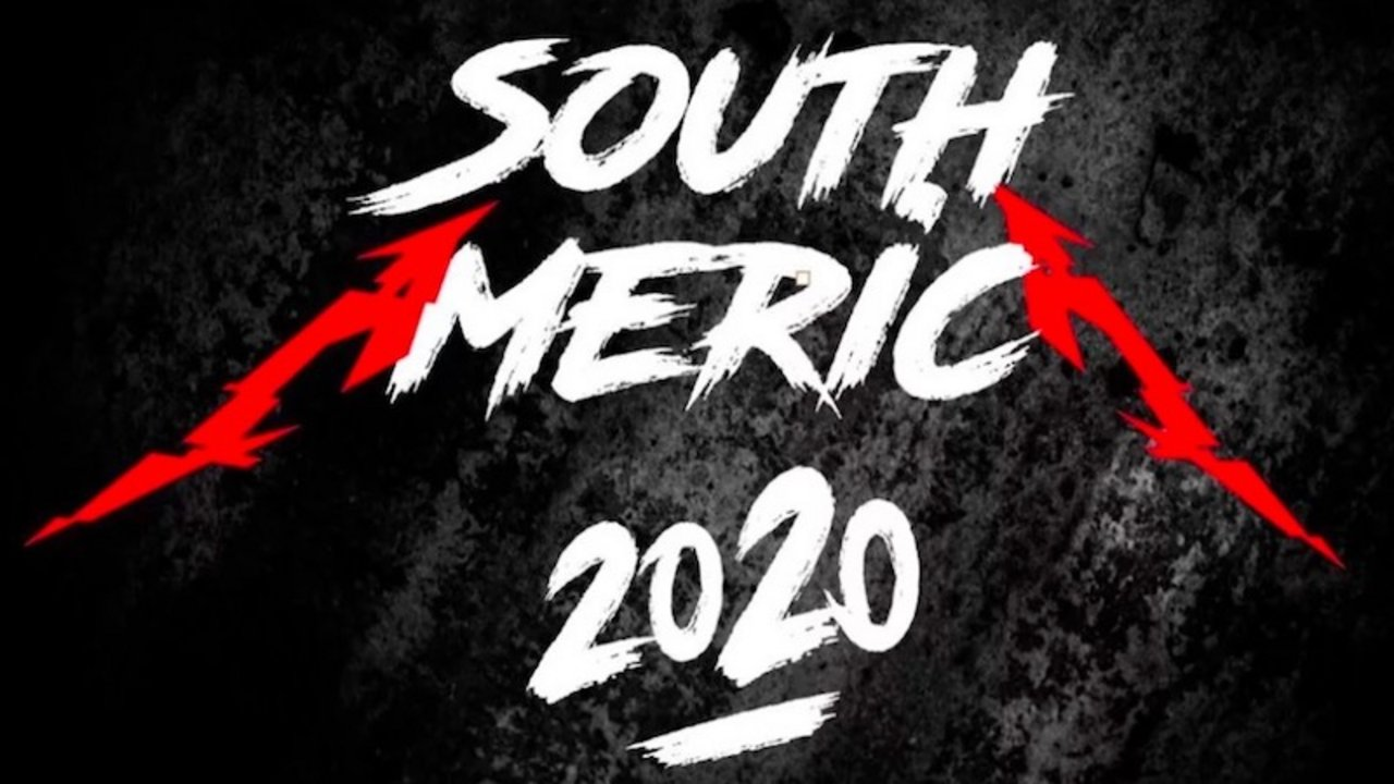 El World Wired Tour de Metallica llega como parte de su etapa sudamericana que incluye Brasil, Chile y Argentina