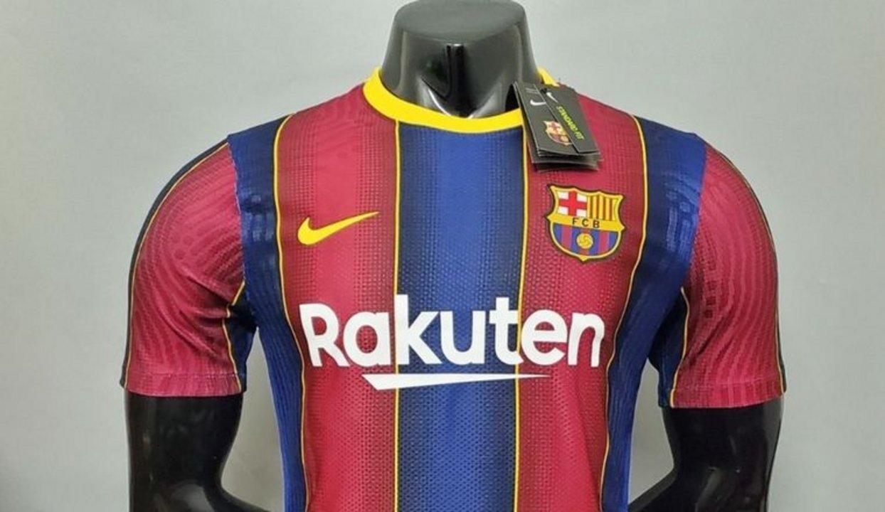 Un error en la nueva camiseta podría costarle una fortuna al Barcelona