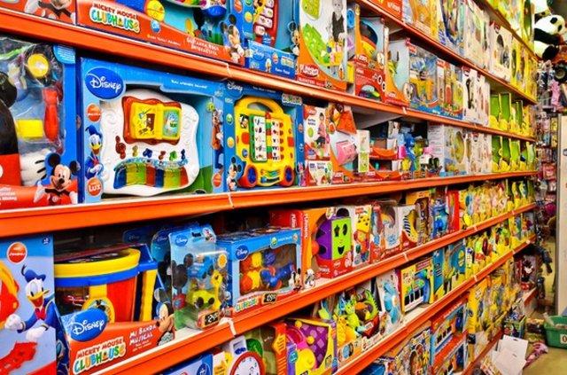 Cambiamos: Supermercado ofrece 29 juguetes nacionales y más de cien importados - Diario Registrado